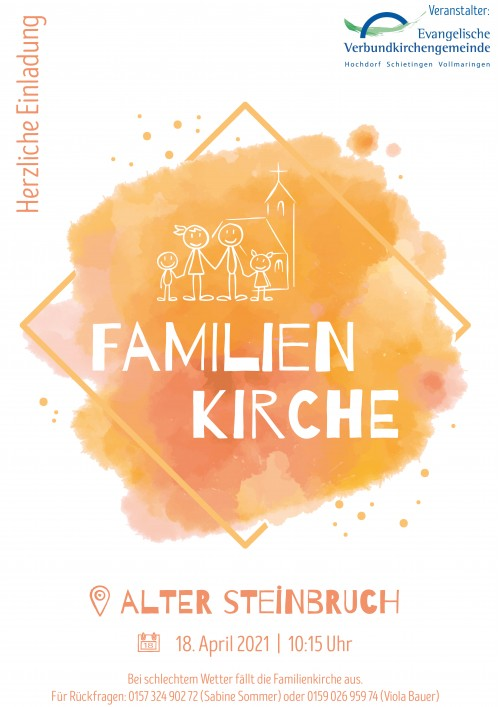 Flyer FamKirche